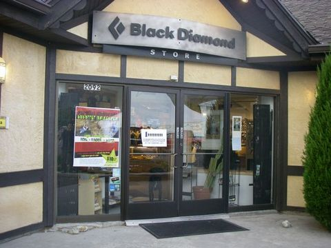 BlackDiamond本店